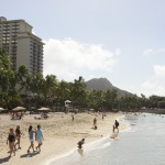 ハワイビーチサイド5